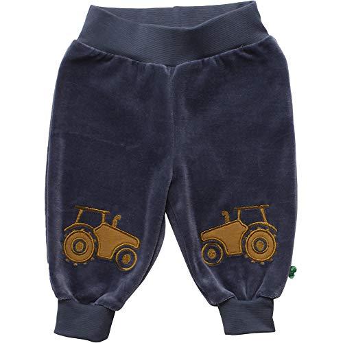 Fred'S World By Green Cotton Tractor Front Pants Pantalon, Bleu (Navy 019392001), 58 (Taille Fabricant: 56) Bébé garçon