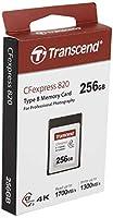TS256GCFE820 [256GB CFexpress Type Bカード CFexpress 820 5年保証]