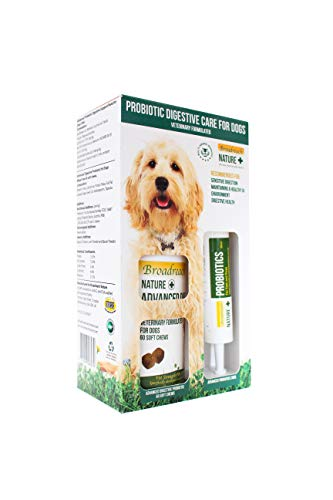 Broadreach Nature + Duo Probiotic Digestive Care Advanced & Digestive Support Paste for Dogs