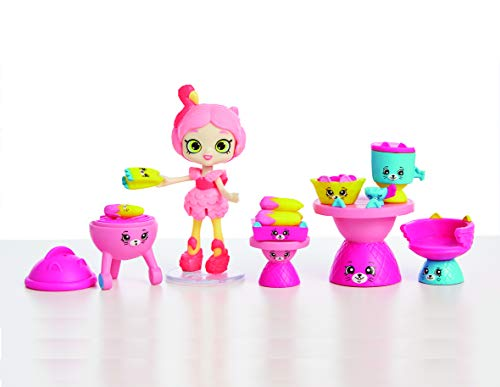 HAPPY PLACES har03200Shopkins Rainbow Beach Welcome Packungen BBQ Party Puppe