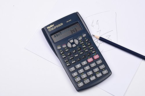 Helix RC2072 Oxford Scientific Calculator
