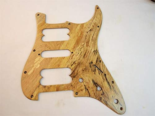 Baltimore Mall Guitar Challenge the lowest price of Japan Parts 1PCS Solid Maple #3602 Pickguard STRAT Wood