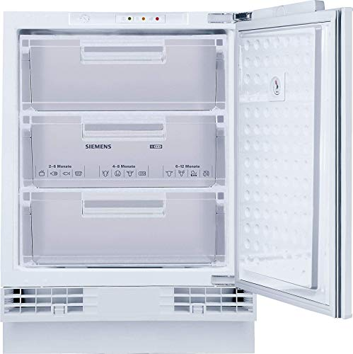 Siemens GU15DADF0 iQ500 Congélateur encastrable/A+ / 184 kWh/an / 98 L/SuperFreezing/SoftClosing porte