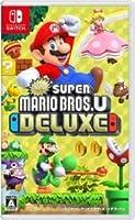新品 New スーパーマリオブラザーズ U デラックス Nintendo Switch ニンテンドースイッチ