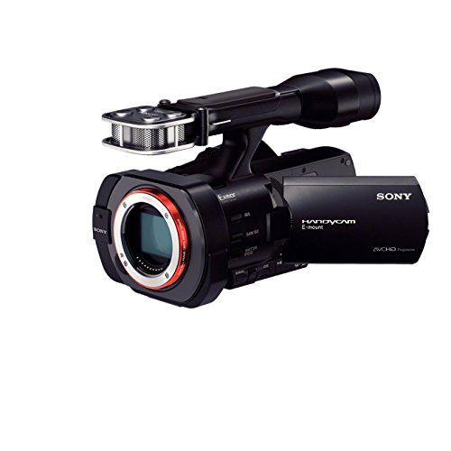 Sony NEX-VG900 (Full HD, Exmor APS HD CMOS Sensor, 7,6 cm (3 Zoll) LCD Display, HDMI,) schwarz