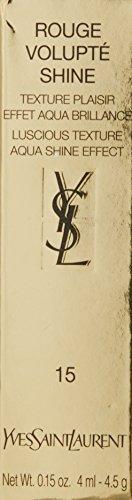 イヴサンローラン(YvesSaintLaurent)ルージュヴォリュプテシャイン#15CORAILINTUITIVE4.5g[並行輸入品]