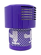 ✅Pack of 1 Washable Replacement Motor HEPA Filter from Find A Spare, a premium replacement for your Dyson V10 Vacuum Cleaner ✅To fit the following brands and models: Dyson Cyclone V10 Total Clean, Dyson Cyclone V10 Fluffy, Dyson Cyclone V10 Absolute ...
