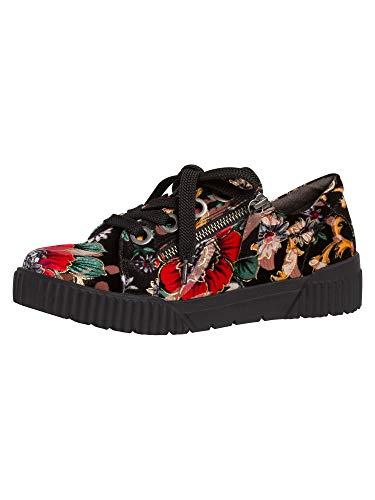 Jana Damen 8-8-23700-25 078 Sneaker JAR, Recycled PET, Removable Sock, Relax