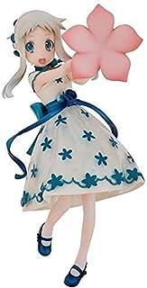 Anohana: Chibi Menma Dress Up النسخة EAListic مفصلة نموذج تحصيل لعبة أنيمي الديكور اللعب (1: 8 مقياس) - 6.69 بوصة نموذج شخ...