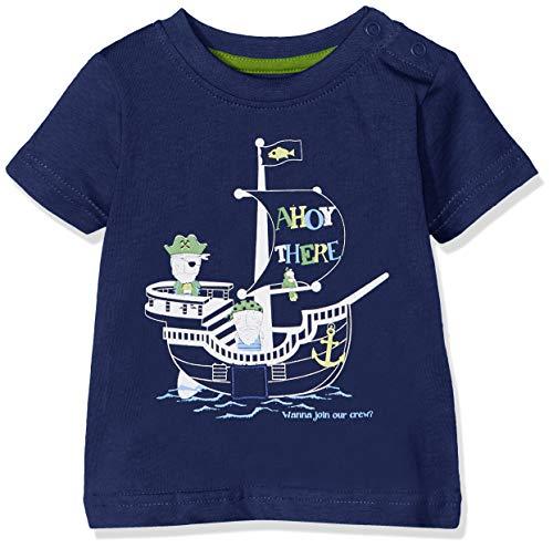 Blue Seven baby-jongens t-shirt T-Shirt, Rundhals