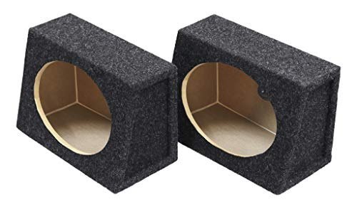 """Atrend Bbox 6x9PR 6"""" x 9"""" (pair) Pro Audio Tuned Speaker Enclosures"""