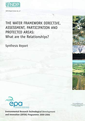 The Water Framework Directive: Assessment, Participation and Protected Areas - What are the Relationships?