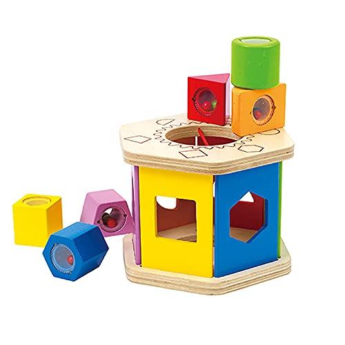 Hape - Caja con formas (0HPE0407) , color, modelo surtido