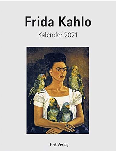 Frida Kahlo 2021: Kunst-Einsteckkalender