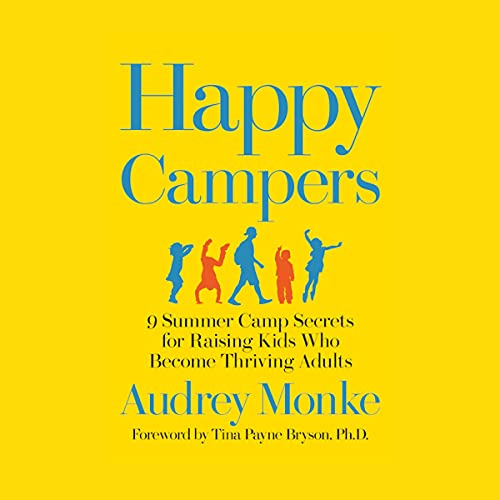 Happy Campers Audiobook By Audrey Monke cover art