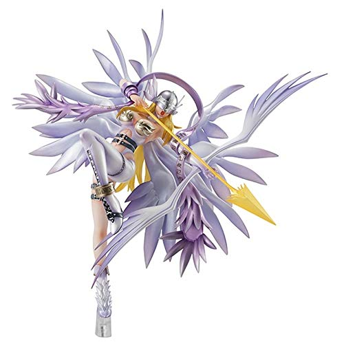 From HandMade Neue Digimon Figur Angewomon Figur Action Figure Action Figure