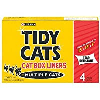 Tidy Cats Liners - 4 count by Tidy Cats Litter