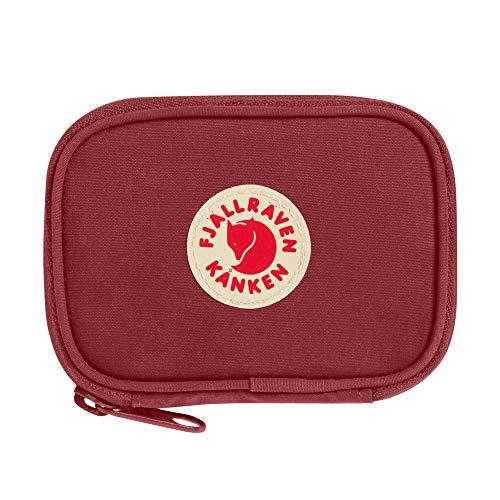 Fjällräven Kanken Card portemonnee, Ox Red, 11 cm