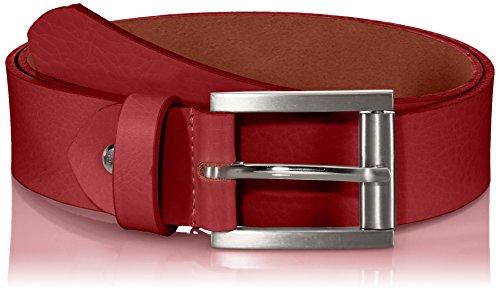 MGM Damen Bellisima Gürtel, Rot (DKL.Rot 2), 85 cm (Herstellergröße: 85)