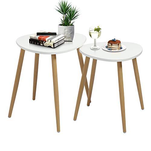 mesa oficina blanca de la marca FurnitureR