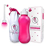 Product Image of the Peri Bottle for Postpartum Care. Post Partum Essentials Portable Perineal Bottle...