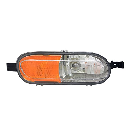 TYC 18-6107-00-1 Buick Rainier Right Replacement Side Marker Lamp