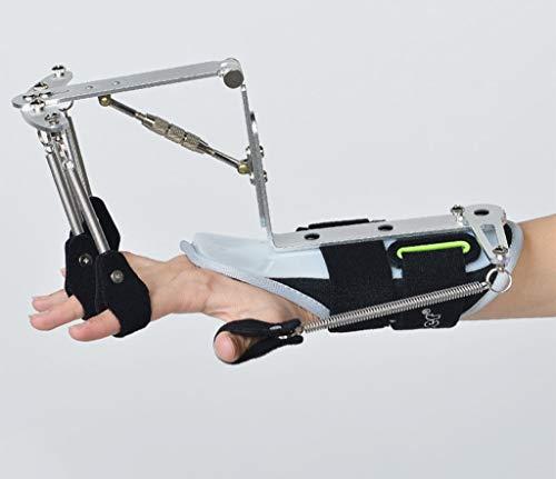 DOSNVG - Muñequera ortopédica para ejercitar los dedos, rehabilitación de dedos y...