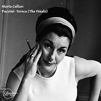 Maria Callas: Puccini- Tosca (The Finale)
