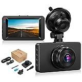 Dashcam【2021 New Version】Dash Camera for cars 1080P Full HD DVR Dashboard Camera 3