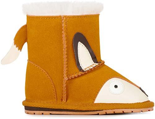EMU Australia Fox Walker Boot - Kid's Burnt Orange 12 Months