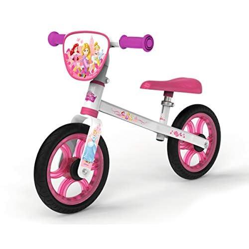 Smoby Disney Princess Prima Bici, Colore Bianco e Rosa, 7600770207