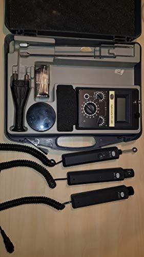 Gann Multifunktionsmessgerät Hydromette RTU 600 Vierfach-Messgerät im Bereitschaftskoffer