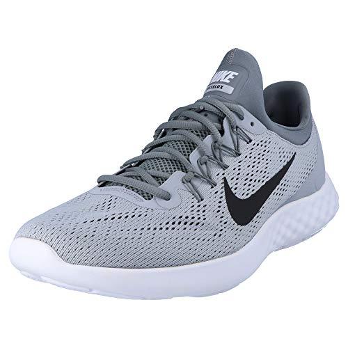Nike 855808-002, Zapatillas de Trail Running para Hombre, Gris / (Wolf Grey/Black/Cool Grey/White), 38.5 EU