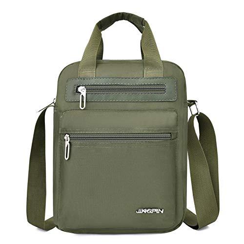 Mochila Backpack Impermeable Bolsos De Moda para Hombre, Bolsos De Hombro para Hombre De Negocios, Bolso De Mensajero con Cinturón De Viaje De Gran Capacidad para Exteriores, Entrega Rápida Gratuita