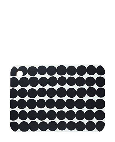 Marimekko RÄSYMATTO Chopping Board White, Black