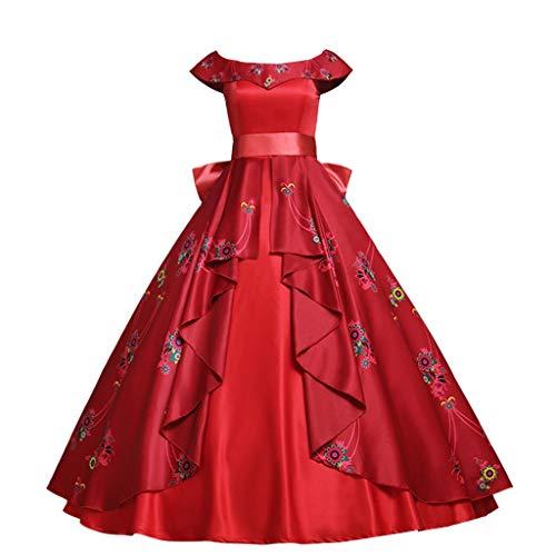 CosplayDiy Women's Dress for Elena of Avalor Princess Elena Cosplay Adult XS
