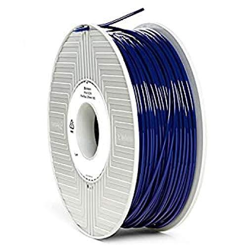 Verbatim PLA filament - 3D Printing Material, 2.85mm, 1kg, blue