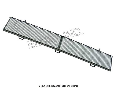 BMW OEM Microfilter Activated Carbon Cabin Air Filter  Activated Charcoal E82 128i 135i M Coupé X1 28i X1 28iX X1 35iX 128i 135i 323i 325i 325xi 328i 328xi 330i 330xi 335i 335xi 323i 328i 328xi 335d 335i 335xi 325xi 328i 328xi 328i 328xi 328i 328xi 335i 335xi 328i 328xi 335i 335is 335xi 328i 335i 328i 335i 335is