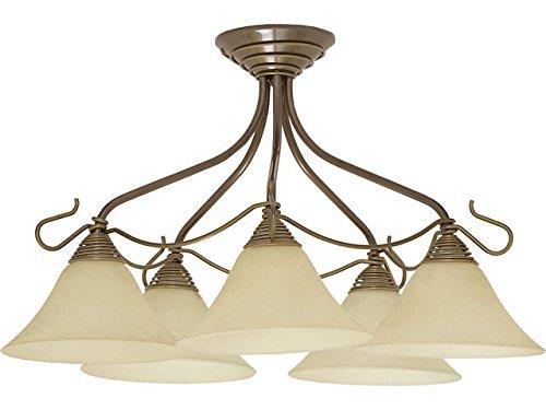 VICTORIA goud V klassiek design plafondlamp plafondlamp kroonluchter