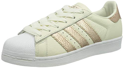 Adidas Superstar W, Scarpe da Fitness Donna, (Multicolor 000), 40 EU