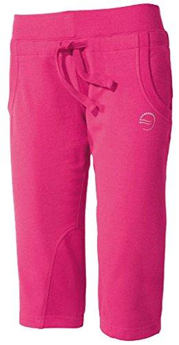 Crivit® Damen Sweatcapri (Gr. S 36/38, pink)