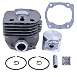NIKASIL PLAQUÉ Joint de roulement de piston de cylindre 50mm Kit Fit HUSQVARNA 365...