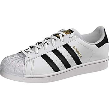adidas Originals womens Superstar Sneaker White/Black/White 8.5 US