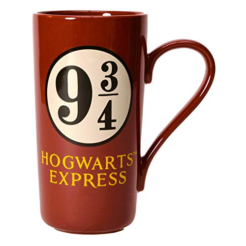 Tasse Haute Type Mug Motif Harry Potter Quai 9 3/4