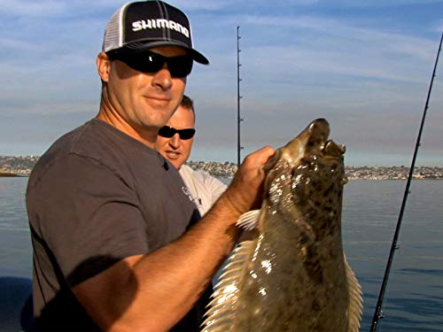 Fishing Halibut with a Best-Selling Author and a Fighter Pilot