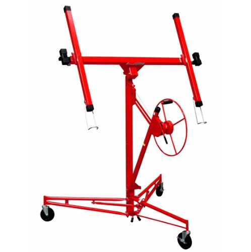 Troy DPH11 Professional Series 11 Foot Drywall & Panel Lift Hoist