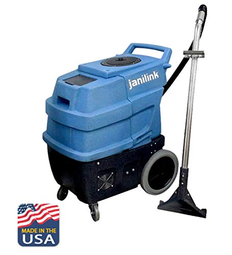 Best Price! JANILINK JL Premium II Heated 170 PSI Portable Carpet Extractor w/Hose & Wand