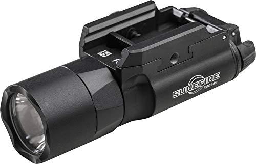 SureFire X300 Ultra LED Handgun or Long Gun Weaponlight with T-Slot Mount, Black
