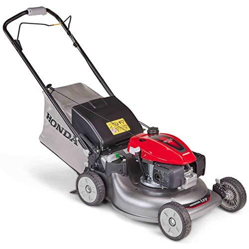 "Honda Izy HRG 536VK 21"" 53cm Self Propelled Lawn Mower Mulch"