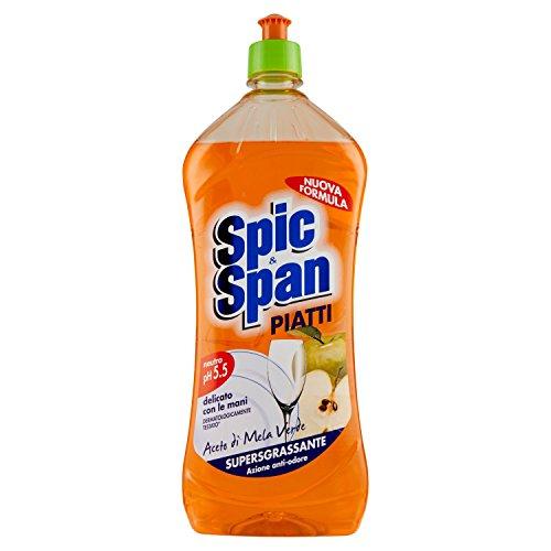 Spic and Span Vinagre platos 1000l